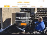 Evolu-Thermia : Entreprise de chauffages, climatisation et sanitaire vers Mulhouse