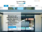 Excellence Alu à Ingwiller, entreprise de menuiserie aluminium