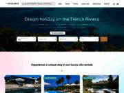 Location de yachts et villas de luxe sur la Côte d'Azur