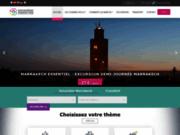 Excursion Marrakech Maroc
