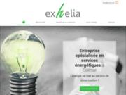 Exhelia, entreprise de chauffage, plomberie, sanitaires et électricité à Colmar