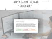 ACPEX Cabinet Ferand - Diligence