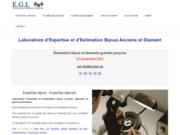 Laboratoire d'expertise et d'estimation des bijoux et diamants