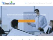 Externalisation administrative et commerciale