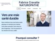 Fabrice Cravatte, naturopathe à Paris 13