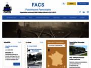 Fédération des Amis des Chemins de Fer Secondaires - Patrimoine Ferroviaire