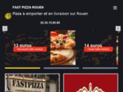 Fastpizza : pizza à emporter à Rouen