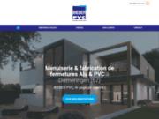 Bieber PVC - Fabricant de menuiseries PVC et alu à Diemeringen