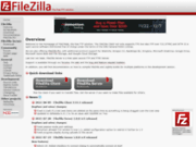 Filezilla - serveur FTP