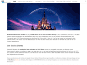 Histoire et répertoire des films Disney