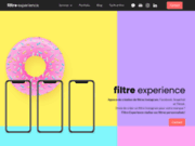 Filtre Experience - Agence Creation Filtre Instagram