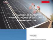 Finale 24 - votre installateur et réparateur de panneaux photovoltaïques en Wallonie