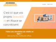 Votre comparateur de crédits immobilier en Alsace