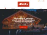 Finn-Est - maisons à ossature bois et chalets