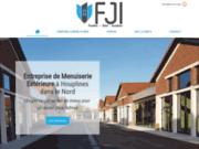 F.J.I. à Houplines spécialiste des fermetures extérieures