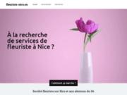 Société fleuriste, Nice