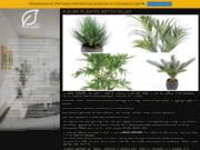 Vente en ligne d'arbres, plantes et fleurs artificielles