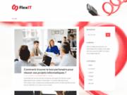 Flex IT, le blog pour une informatique plus flexible et plus agile dans les entreprises