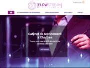 Société Flowstream Recrutement proche de Chartres