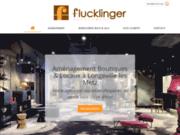 R. Flucklinger, expert en aménagement de boutiques