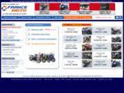 Moto occasion sur France Moto - annonce moto