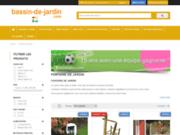 Vente de fontaine de jardin sur internet