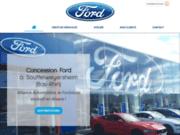 FORD ALLIANCE AUTOMOBILES à Souffelweyersheim spécialiste des véhicules FORD