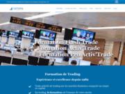 Formation Trading Paris - CapTrading