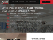 Forme Express Paris 17