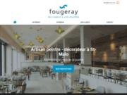 Fougeray, entreprise experte en travaux de peinture à Saint-Malo