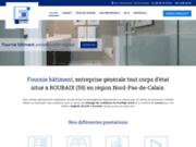 Fournie Bâtiment rénovation et adaptation pmr à Roubaix