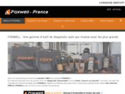 FOXWELL : Des outils pour le diagnostic automobile