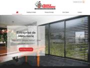 La société FRANCE MENUISIERS à La Rochelle pour la pose de fermetures