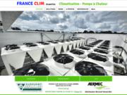 FRANCE CLIM Distributeur AERMEC Nord-Est