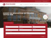Fran Façades, expert ravalement de façades et isolation thermique des murs extérieurs