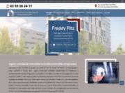 Agence immobilière à Haguenau, Freddy Ritz