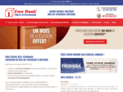 Free Stock Location de boxes de stockage