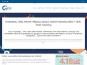Création de contenu pour le web