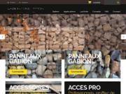 Gabion Conception - matériel pour construction de mur de soutenement et clôture en Gabion