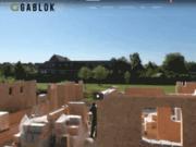 Gablok : maison en bois en kit pour l'autoconstruction