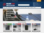 Location de matériel sono vidéo et lumière à PARIS