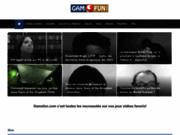 Gamofun - Actualités des jeux