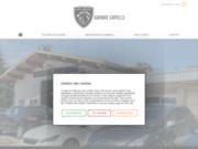 Garage Capelli : Société de réparation automobile et vente de véhicules proche de Mâcon