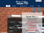 Le Garage du Forum spécialiste des véhicules Aixam à La Garde