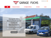 Votre garage automobile GARAGE FUCHS - ML AUTOS à Muntzenheim