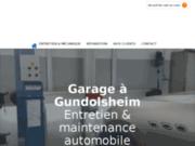 Garage automobile à Gundolsheim