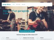 Un service de garage à Lille