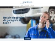 Votre service de garage à Lyon