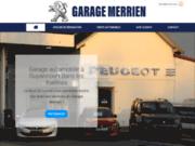 Garage Merrien à Guyancourt