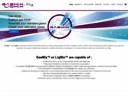 Produits de diluants-mélangeurs de gaz :  les produits GasMix